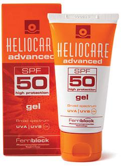 heliocare spf50 gel