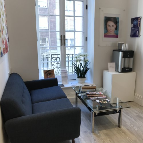 harley street waiting room