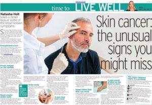 Mirror Skin Cancer